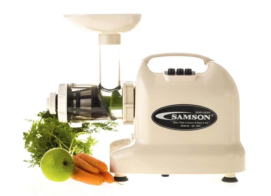 Why a Masticating Juicer - Buying Guide