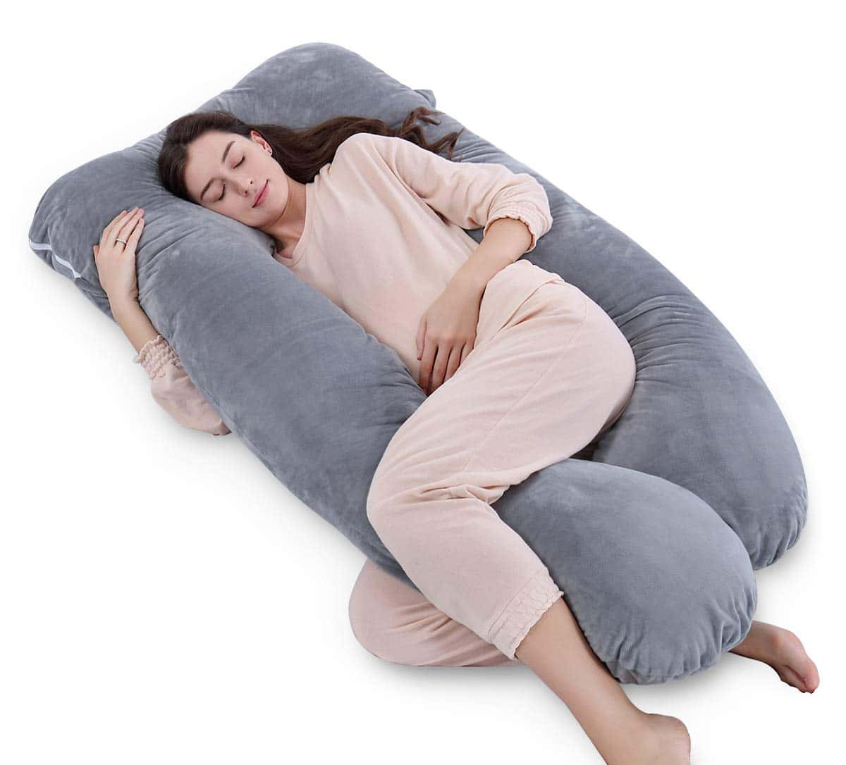 support maternity body sleeping large product pillow and pregnancy cover