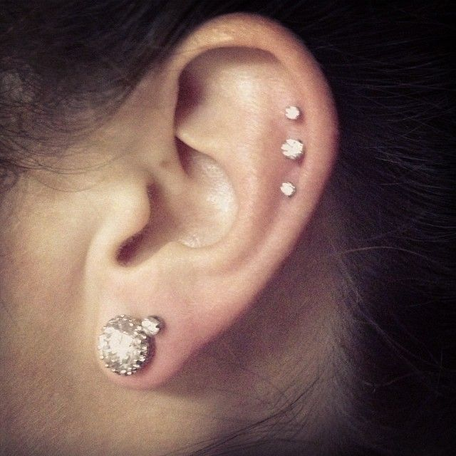 Do You Know the Risks Associated With Ear Cartilage Piercing? Ear Piercings Cartilage
