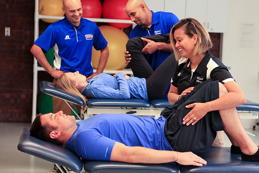 physical therapist A website for the state of california physical therapy board.