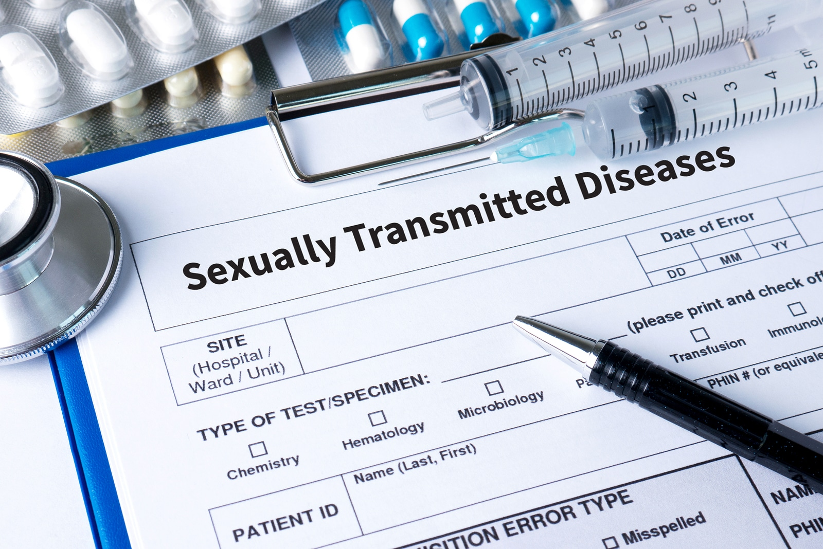 4 Reasons Routine STD Tests Are Recommended