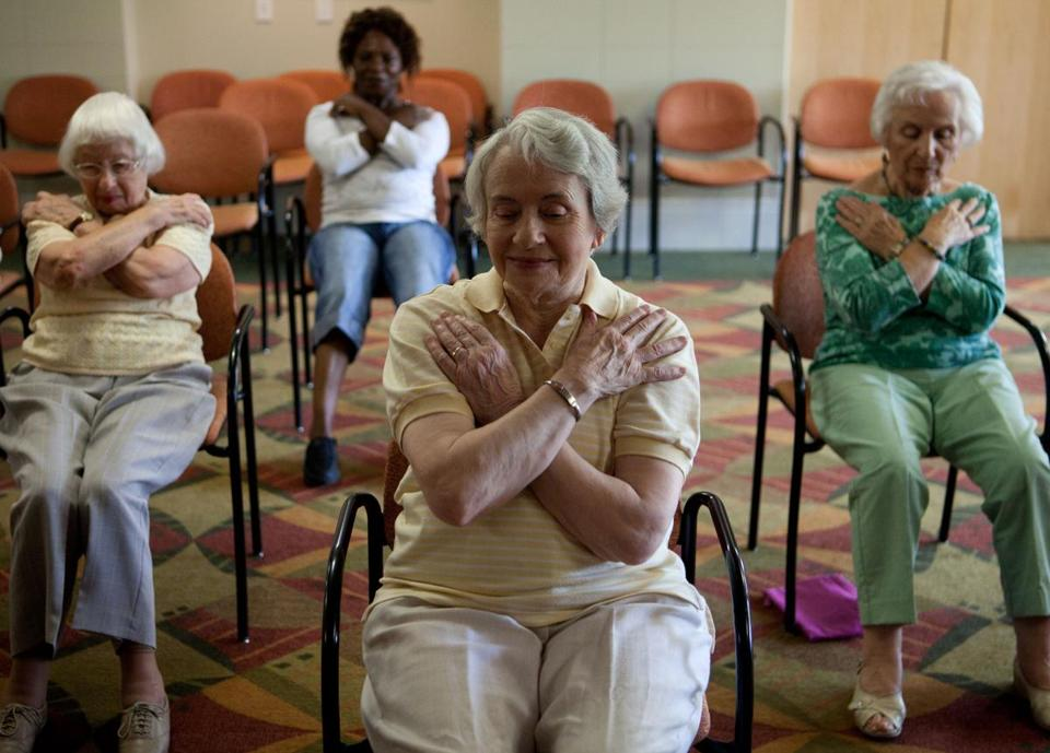 Seniors Lose Weight