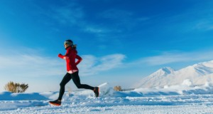 Exercise in the Cold