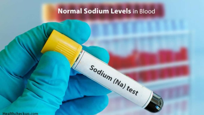 Increase Sodium Levels in Your Blood