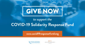 Solidarity Response Fund for WHO