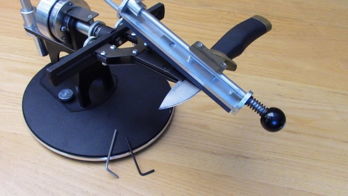 Knife sharpening systems