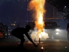 diwali Air Pollution